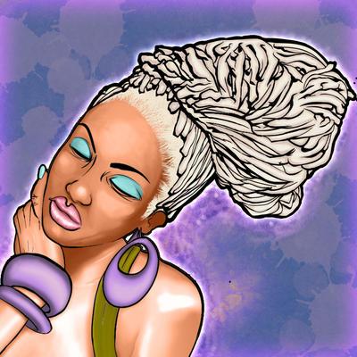 Hair Salon Book Cover by oxfordcoma
