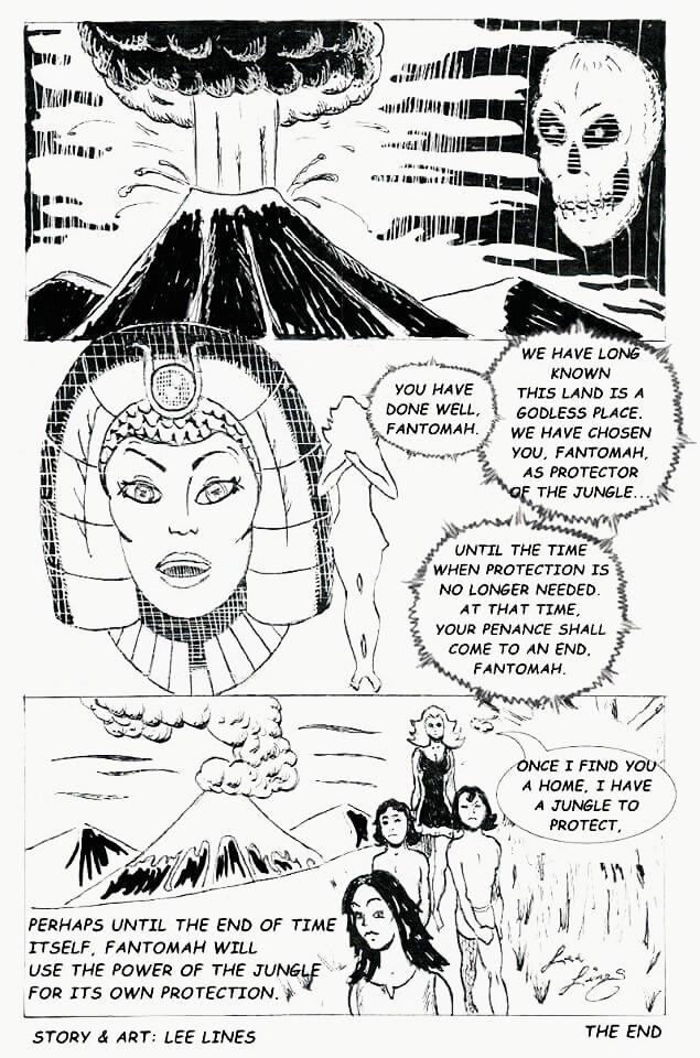 Fantomah Rising p17 Conclusion