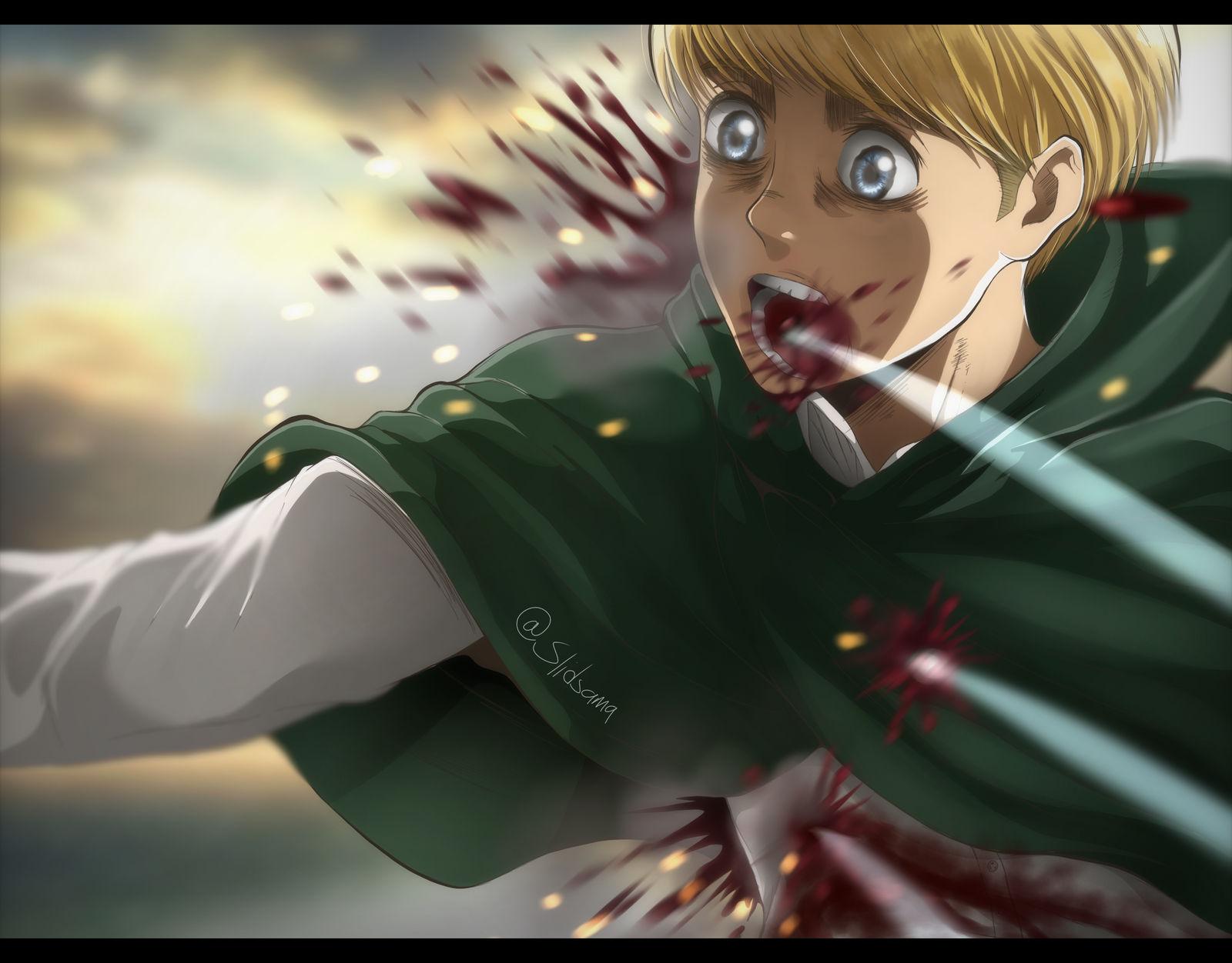 Attack on Titan Character: Armin Arlert