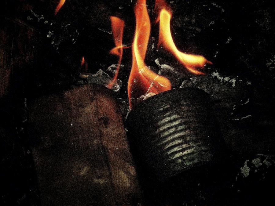 Last Flame In My Heart by darkbrokenwingangel