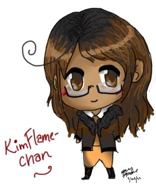 KimFlame-chan's Profile Picture