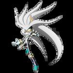 Silver The Hedgehog   Big Sonic Collab by MysteryMysticMist