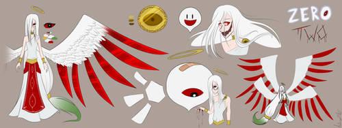 Zero Two   Gijinka Design by MysteryMysticMist