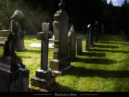 Grave Yard 01 by AnitaJoy-Stock