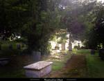 Grave Yard 02 by AnitaJoy-Stock