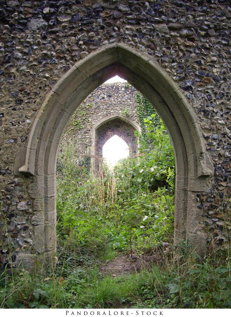 Church Ruin 15 by AnitaJoy-Stock
