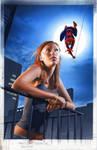 Mary Jane 2 Novel Cover