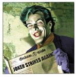 Upperdeck Joker Vs Card
