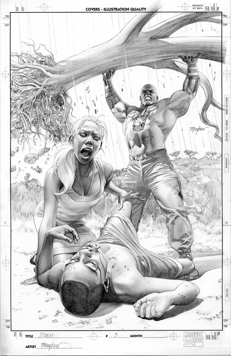Part 14 / 8 Storm_5_Cover_Art_by_mikemayhew