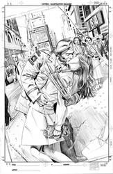 WolverineOrigins38 CoverPencil by mikemayhew
