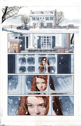 Jean Grey Page 1 by mikemayhew