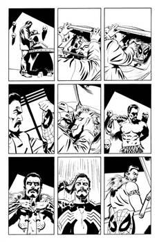 Spidey vs. Kraven Page 4