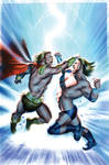 WWE Heros 6 Cover Painting