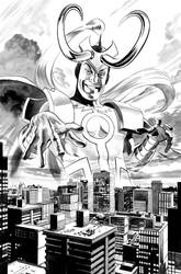 Loki - I AM AN AVENGER 3 by mikemayhew