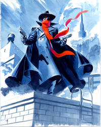 Shadow Commission by mikemayhew