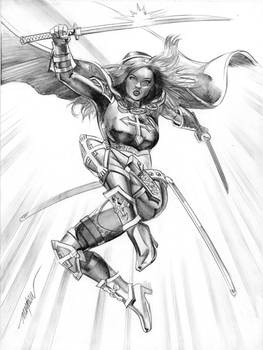 Mike Mayhew MAGDALENA Commission