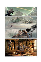 THE STAR WARS #1 Page 2