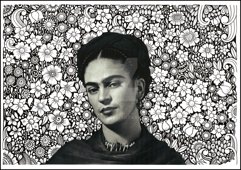 Frida by Ane73
