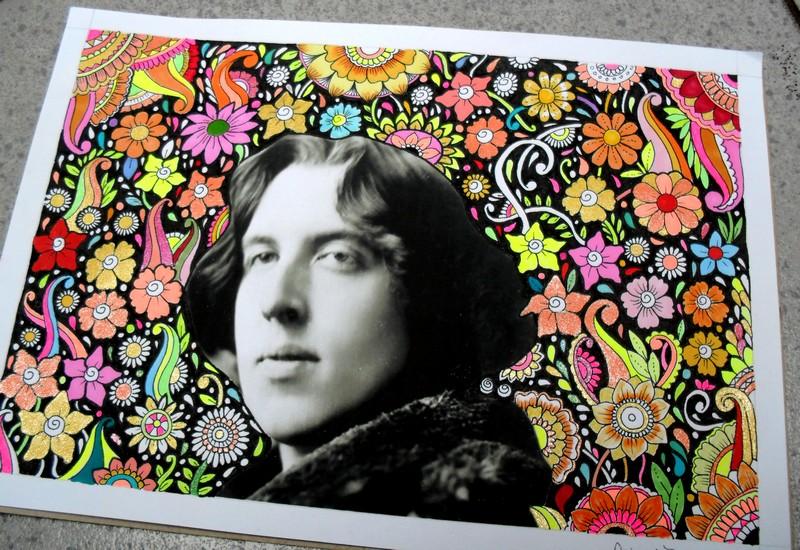 Oscar Wilde by Ane73