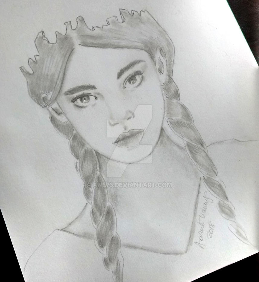 Menina by Ane73