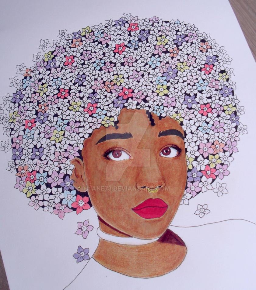 Flores em voce by Ane73