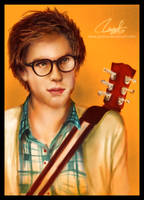 Cameron Mitchell by JeZoNe