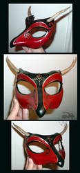 Dragon Mask by theSlink