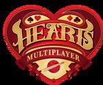 Hearts game app logo by JKLettering