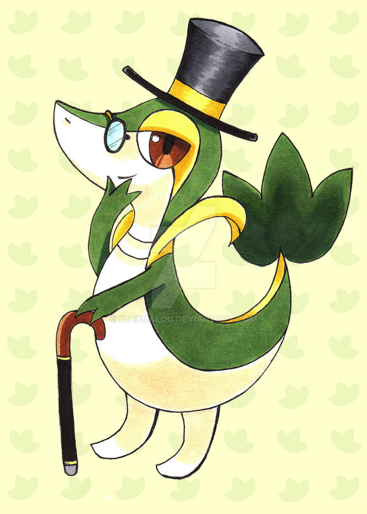 Indubitably Smugleaf by Stephalou