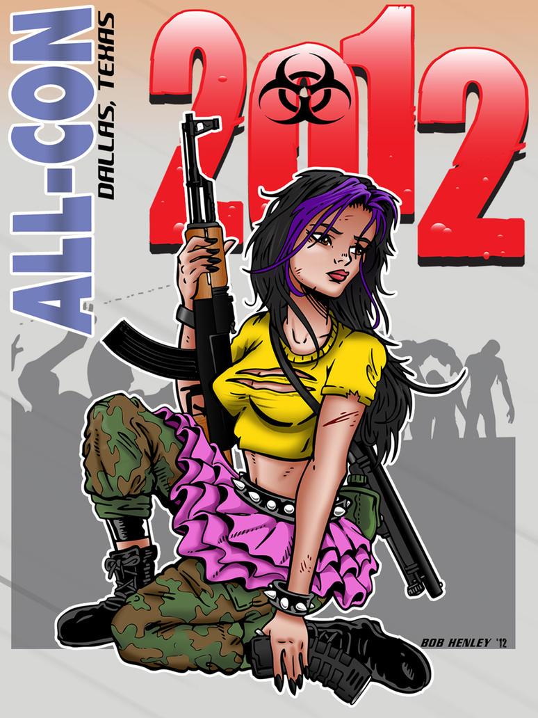 Allcon girl 2012 by henleystudios