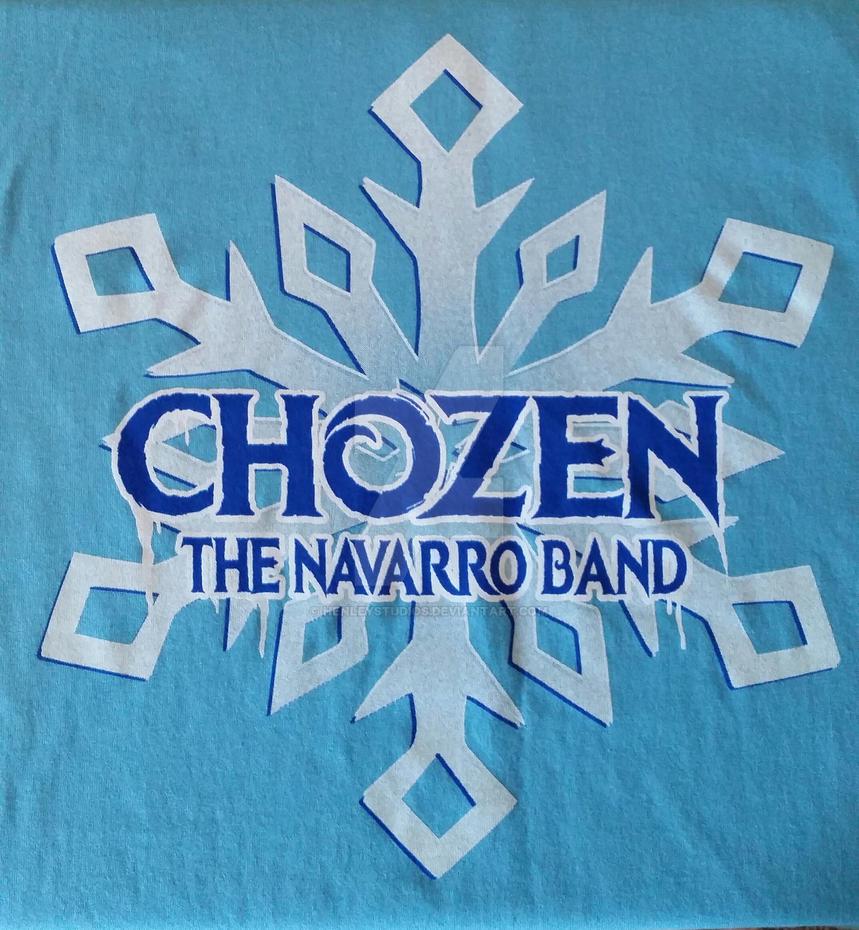 Frozen parody tshirt design by henleystudios