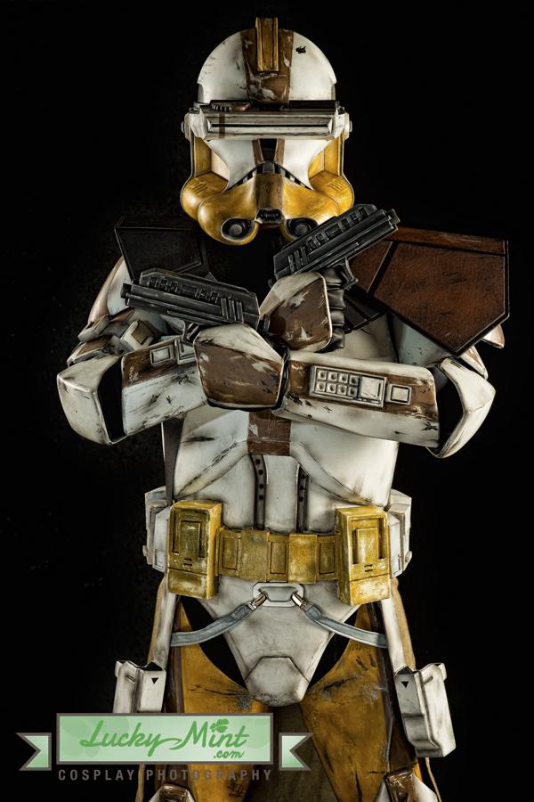 Commander Bly - CC-5052 by LuckyMintPhoto