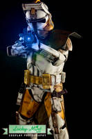 Commander Bly - Get the order and execute it by LuckyMintPhoto