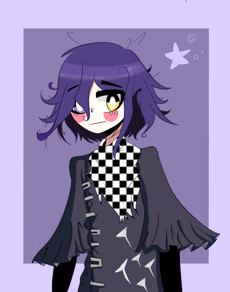 Beta Kokichi Ouma by XxNicolletxX