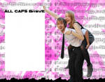 ALL CAPS album art Pt3 by jadeddryad