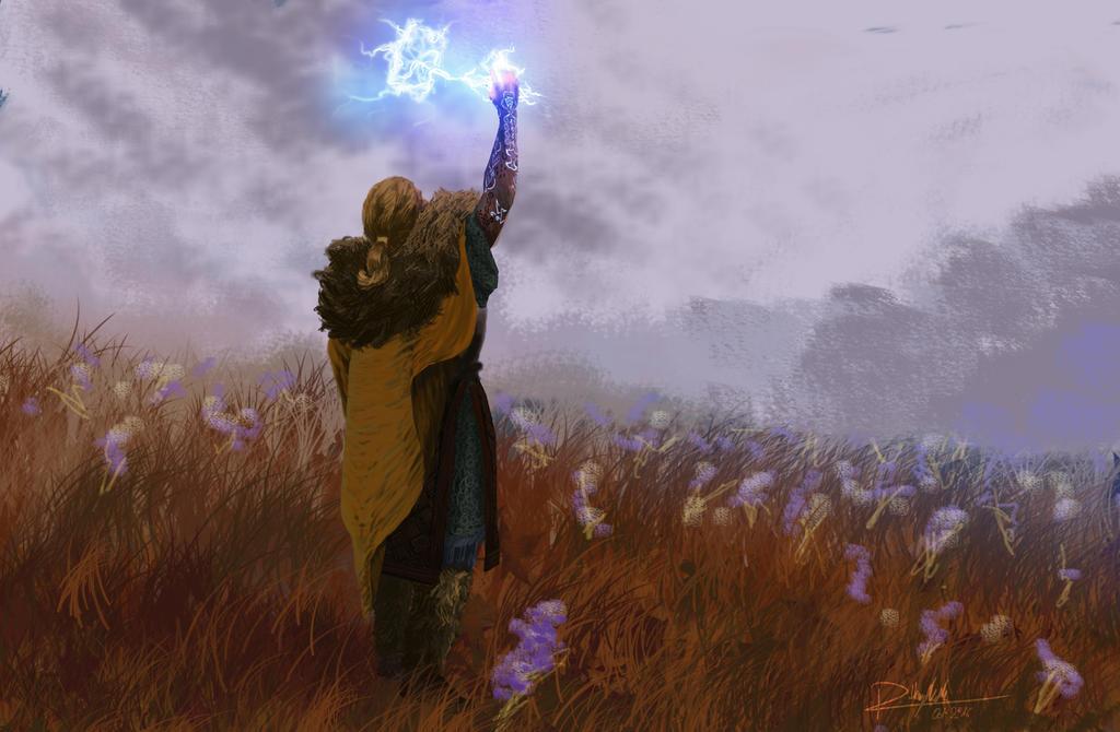 Wrath of Thor by CentificGrafics