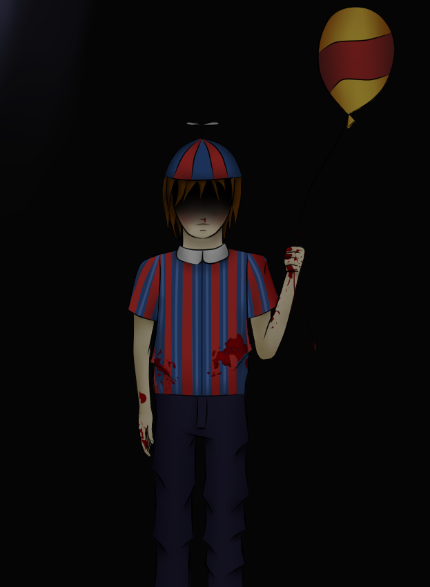 gijinka balloon boy five nights at freddys by shirichin