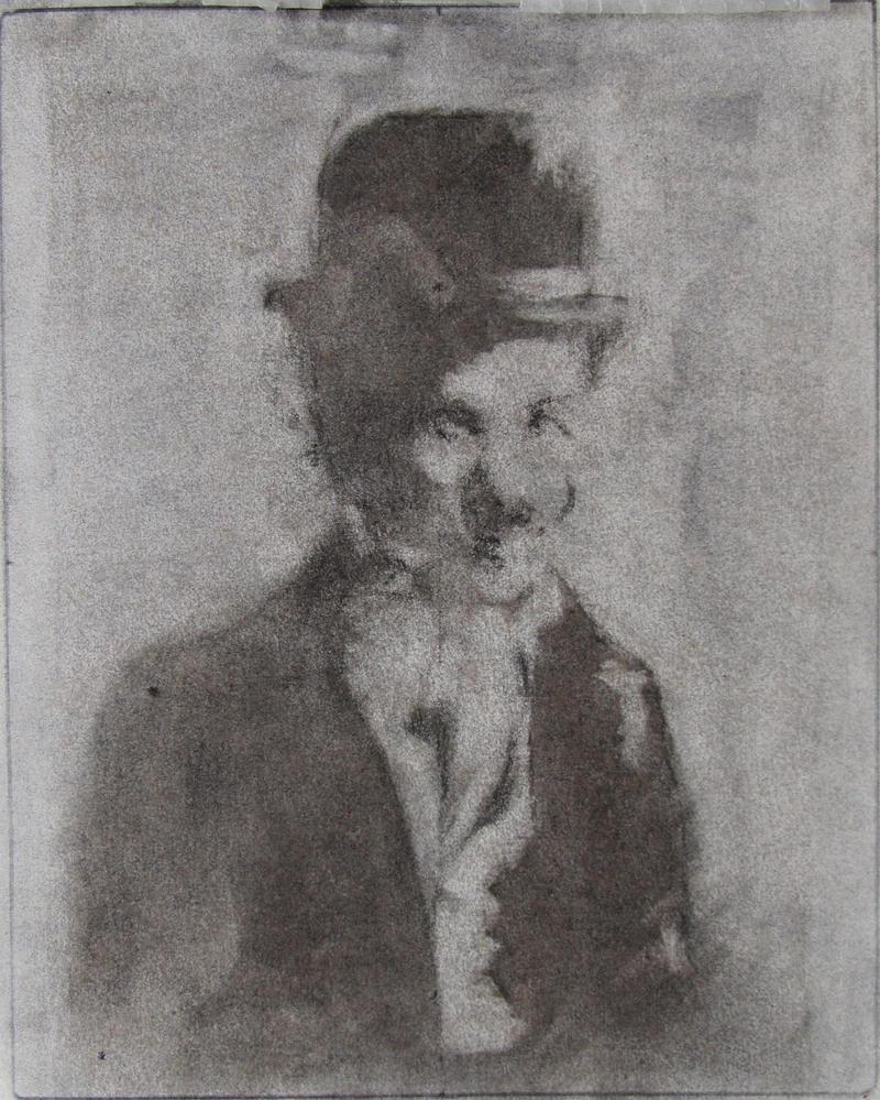 Charlie Chaplin by awkwardturtle09