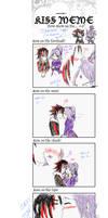 Shadaze Kiss Meme by Safarithecat