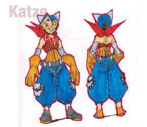 Katze Concept