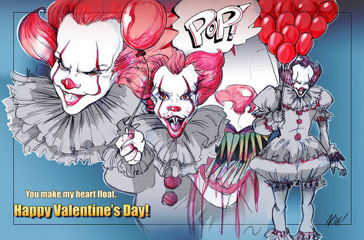 [V-Day] Pennywise