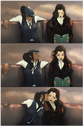 Korrasami by jadenwithwings
