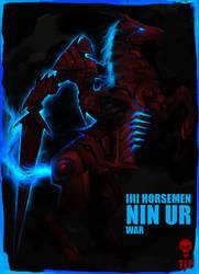 4 Horsemen War Nin Ur by The-Last-Phantom