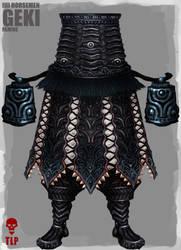 4 Horsemen Famine Geki Armor by The-Last-Phantom