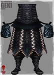 4 Horsemen Famine Geki Armor