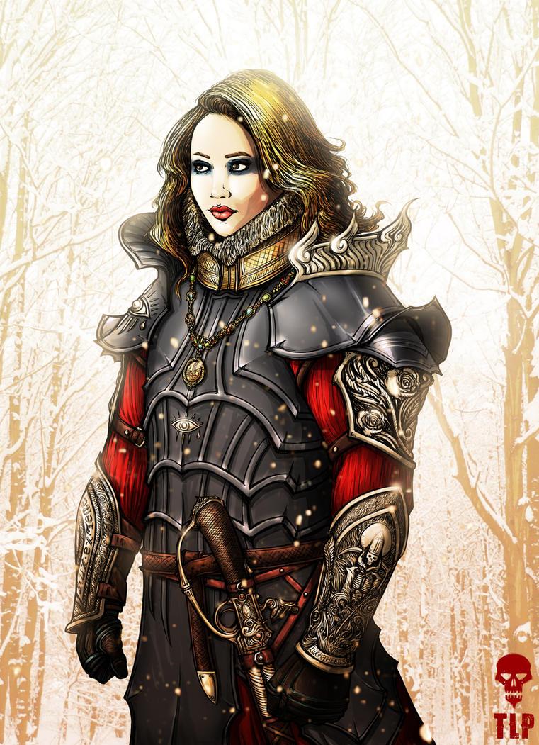 Lady Doireann by The-Last-Phantom