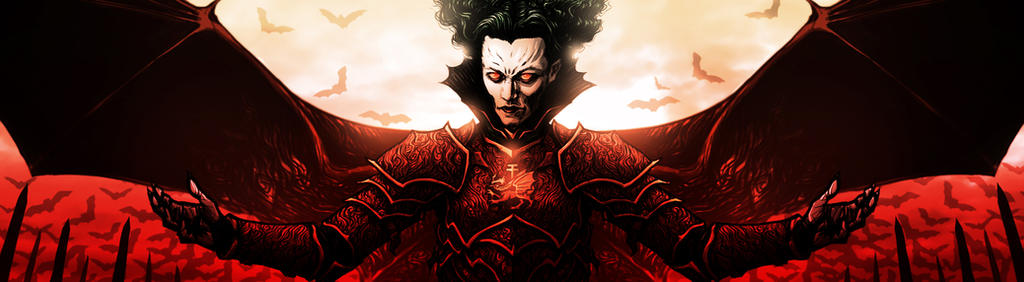 Dracula Untold Billboard Proposal by The-Last-Phantom