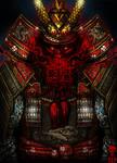 Demon Samurai Armor