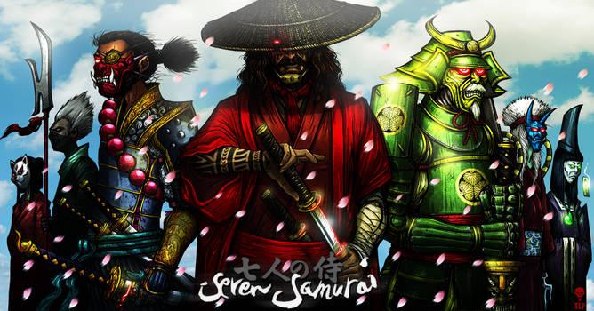 7 SAMURAI (complete)