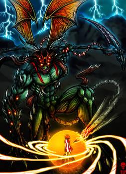 SHINIGAMI II Devilman